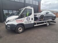 24/7 BREAKDOWN RECOVERY AND TRANSPORT SERVICE