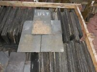Reclaimed roofing slates 18x9 Derby