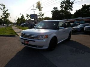 2010 Ford Flex LIMITED V6 AWD LTHR NAV ROOF CAMERA