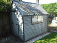 8' x 6' Apex Roof Shed