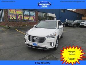 2017 Hyundai Santa Fe XL Luxury $251 B/W oac