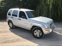 Jeep Cherokee/Liberty Limited 2.5 CRD 2003