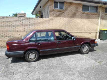 1993 Volvo 940GL Sedan