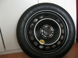 Brand NEW!!! Temporary SPARE WHEELS MICHELIN 125/80 R 17 99M MICHELIN Volvo /Ford