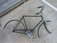 Vintage 1956 Raleigh Bike Bicycle