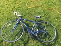 VICTORIA PENDLETON ROAD BIKE LADIES SMALL WITH SHIMANO SHOES