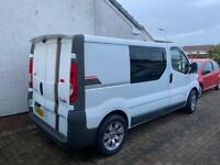 2011 Renault Trafic campervan