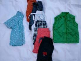 Boys summer clothes 18-24 months