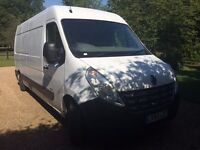 Renault Master 2.3 dci Spares or Reapir, MOT-ed, Runs and Drives fine