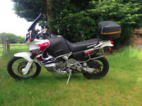 Honda Africa Twin XRV750 - Genuine Low Mileage, Excellent All Round