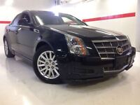 2011 Cadillac CTS LEATHER SUNROOF ALLOY WHEELS