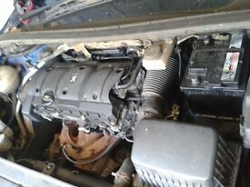 PEUGEOT 307 1.6 PETROL 5 DOOR ALL PARTS AVAILABLE