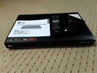 LG blu-ray player & hard drive recorder