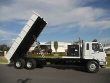 Mitsubishi Bogey Drive Tipper , 6 X 4 , 2007 model Welshpool Canning Area Preview
