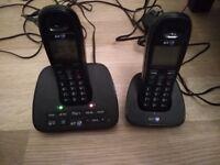 BT Twin Phone Set