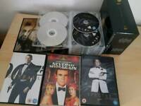 James Bond Collection Every Movie