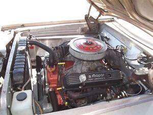 1965 Dodge Coronet 440,ORIGINAL USA, GARAGE KEPT!! Kitchener / Waterloo Kitchener Area image 11