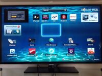 46-Smart Samsung slim TV £230-can be Dlevire