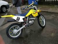 Motorbike drz 125