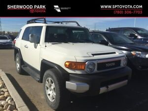 2008 Toyota FJ Cruiser-JUST in time for Winter!