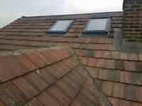 Somerset 13 tiles 96 clay interlocking roof tiles
