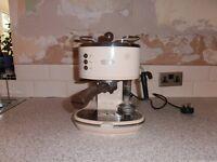 De Longhi Espresso Coffee Machine