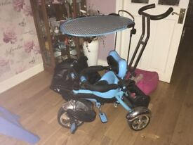 Baby boys bike
