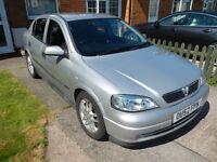 Vauxhall Astra 2.0dti