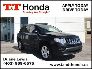 2013 Jeep Compass North* Local Car, 4WD, Cruise Control*