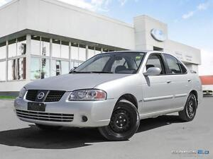 2006 Nissan Sentra 1.8 | Cloth Seats | Cruise Control