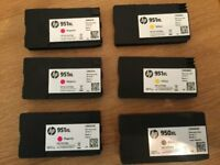 HP 951 XL Ink Cartridges *** BRAND NEW ***