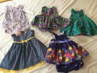 Baby girls bundle 9-12 months