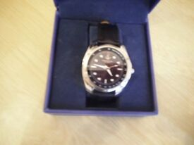 MANS NAUTICAL TIME WATCH