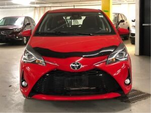 2018 Toyota Yaris 5 Dr SE Htbk 4A - ACCIDENT-FREE, 1 OWNER, TRAD