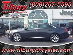 2013 Cadillac XTS Luxury Collection, Nav, Leather, Rev Cam