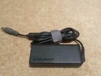Genuine Lenovo ThinkPad laptop AC adapter power supply charger - FRU 42T5283