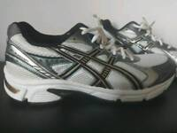 Asics Sports Track Trainers, Size 9, Lightly Used