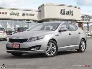 2012 Kia Optima EX | LEATHER SUNROOF