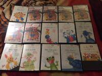 Baby Einstein series of DVDs. BARGAIN