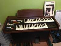 Technics Electric Piano/Organ