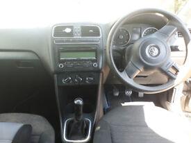VW POLO 2011, 5 DOOR HATCHBACK