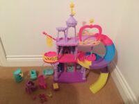 My Little Pony Twilight Sparkle Rainbow Kingdom playset