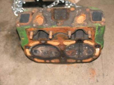 John Deere Tractor Diesel 720 730 Head F3211r