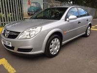 2008 VAUXHALL VECTRA 1.8 VVT LIFE 5 DOOR HATCHBACK