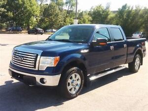 2012 Ford F-150 XTR/4X4/Leather/SuperCrew/Excellent Condition