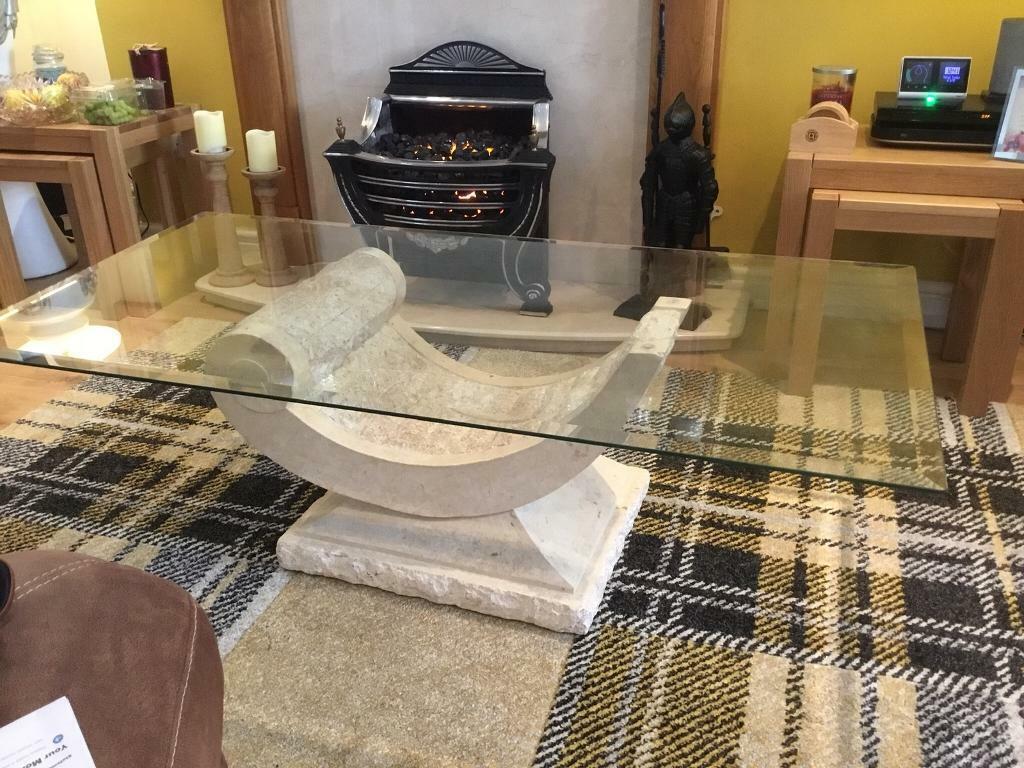 Peachy Mactan Stone Coffee Table In Neath Neath Port Talbot Gumtree Uwap Interior Chair Design Uwaporg