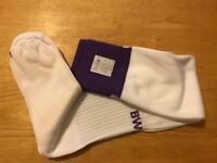 Bolton wanders football socks new