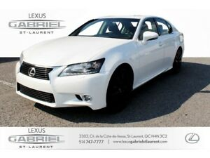 2013 Lexus GS 350 AWD ~~Backup Camera + Navigation + Heated Stee