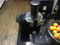 Whole fruit juicer Cookworks