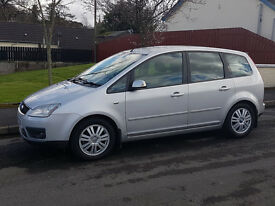 2004 FORD FOCUS C MAX 1.8 GHIA 111000 MILES MOTED 2/3/2018 , , EXCELLENT CONDITION INSIDE AND OUT
